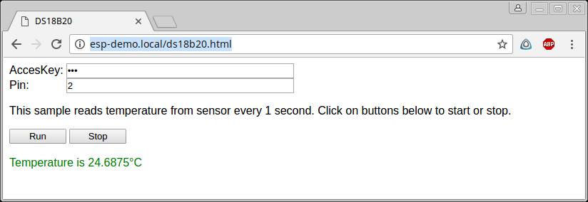 IoT за копейки: делаем устройство с веб-интерфейсом - 8