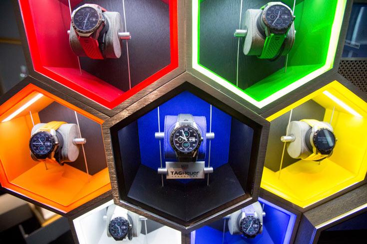 TAG Heuer открывает офис в Кремниевой долине, поближе к разработчикам умных часов