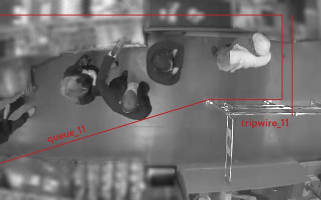 Как мы отличали тележку от прораба — видеоаналитика для кассовой зоны гипермаркета (и продолжение про кота-терминатора) - 1