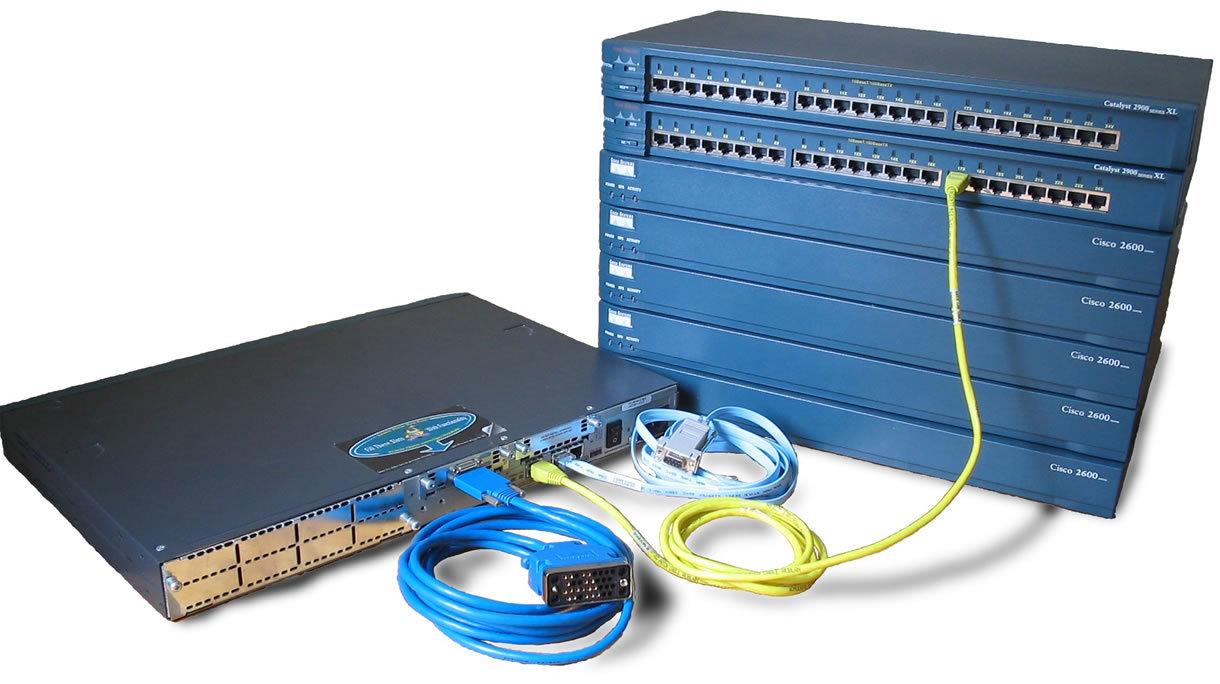 Основы компьютерных сетей. Тема №4. Сетевые устройства и виды применяемых кабелей - 1
