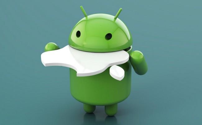 По данным Strategy Analytics, доля Android на рынке смартфонов выросла до рекордного значения