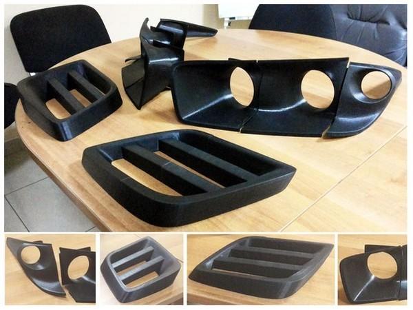 Применение 3D-печати в ремонте и тюнинге автомобилей - 25