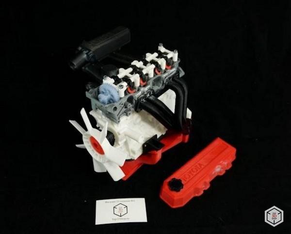 Применение 3D-печати в ремонте и тюнинге автомобилей - 37