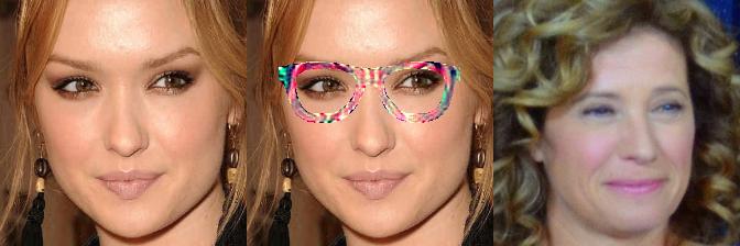 Специальные очки меняют личность человека для системы распознавания лиц - 2