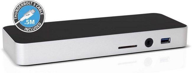 Док-станция OWC Thunderbolt 3 Dock для новых MacBook Pro предлагает 13 разъемов на любой вкус за $279