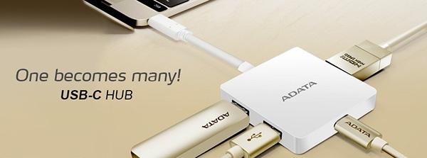 Adata USB-C HUB