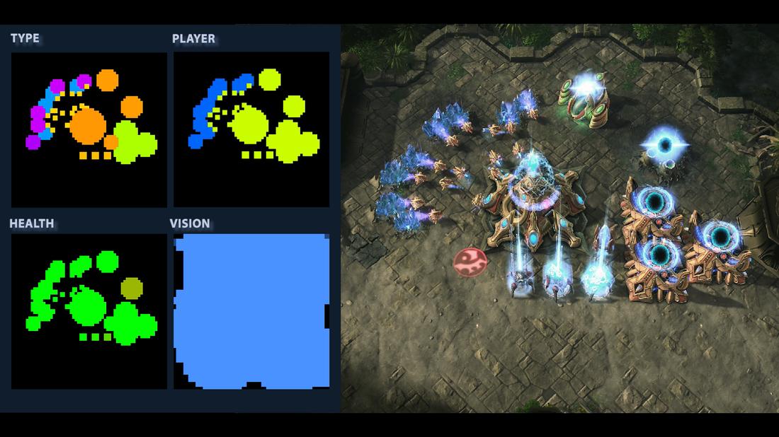 Google DeepMind и Blizzard работают над созданием ИИ для StarCraft 2 - 3