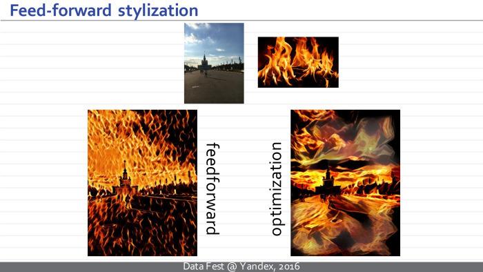 Синтез изображений с помощью глубоких нейросетей. Лекция в Яндексе - 21