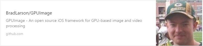 27 open-source ништячков для iOS разработчика - 17