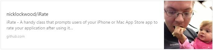 27 open-source ништячков для iOS разработчика - 18