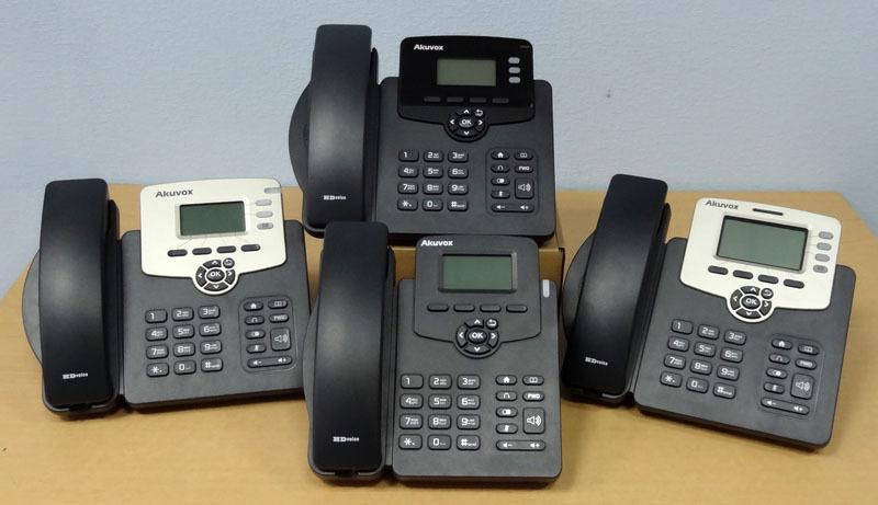 IP-телефоны Akuvox. Обзор бюджетных моделей - 1