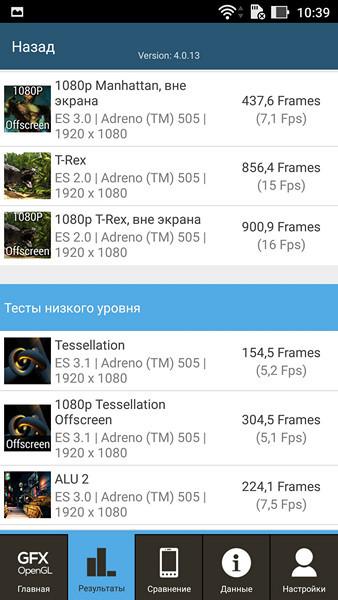Обзор смартфона ASUS ZenFone 3 Laser - 36