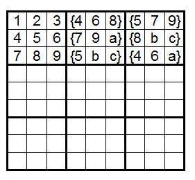 Судоку: так сколько же их? Часть 1-2 - 6