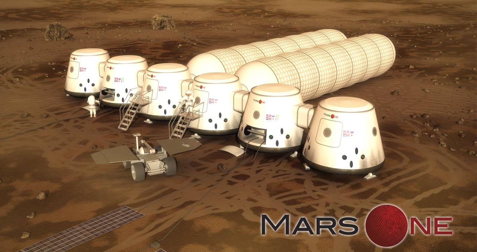 Mars One готовят к продаже для выхода на фондовую биржу - 1