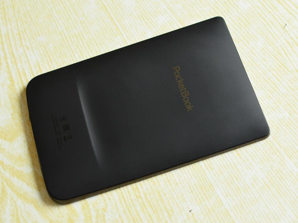 Обзор PocketBook 615: самый недорогой ридер с подсветкой от лидера рынка - 6