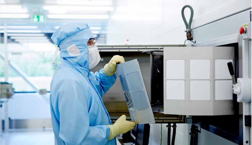 Термосопротивления: Производственный процесс - 1