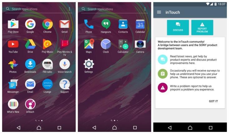 В рамках программы Sony Concept for Android появилась возможность опробовать Android 7.0