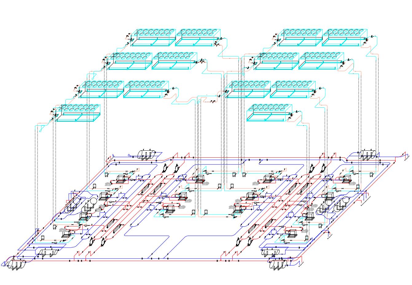 Как создавалась система холодоснабжения дата-центра NORD-4 - 13