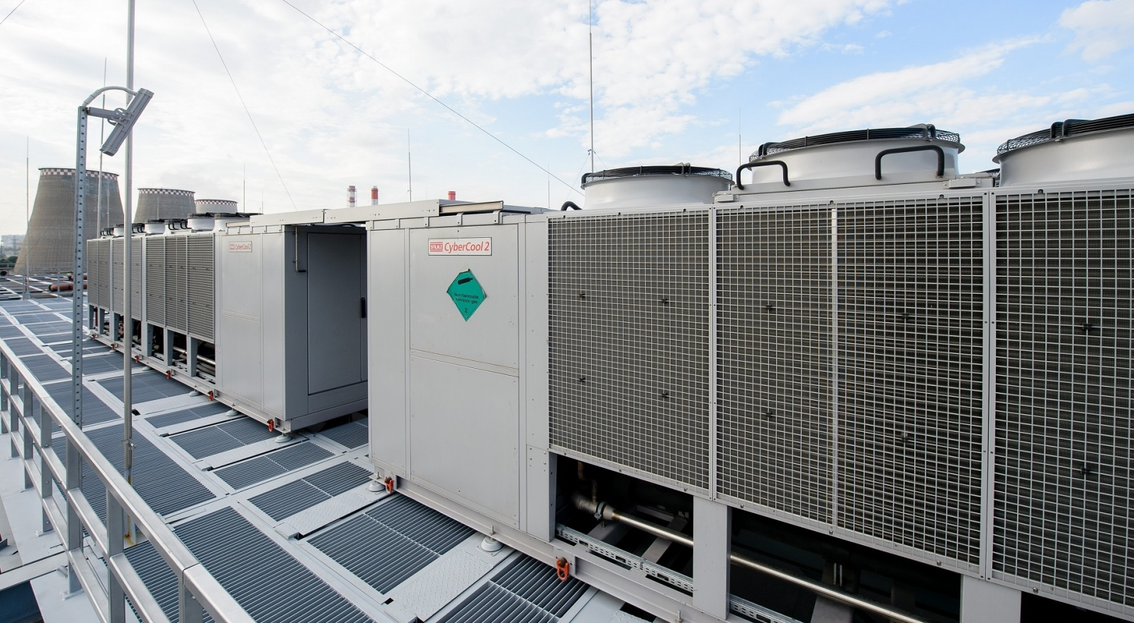 Как создавалась система холодоснабжения дата-центра NORD-4 - 6