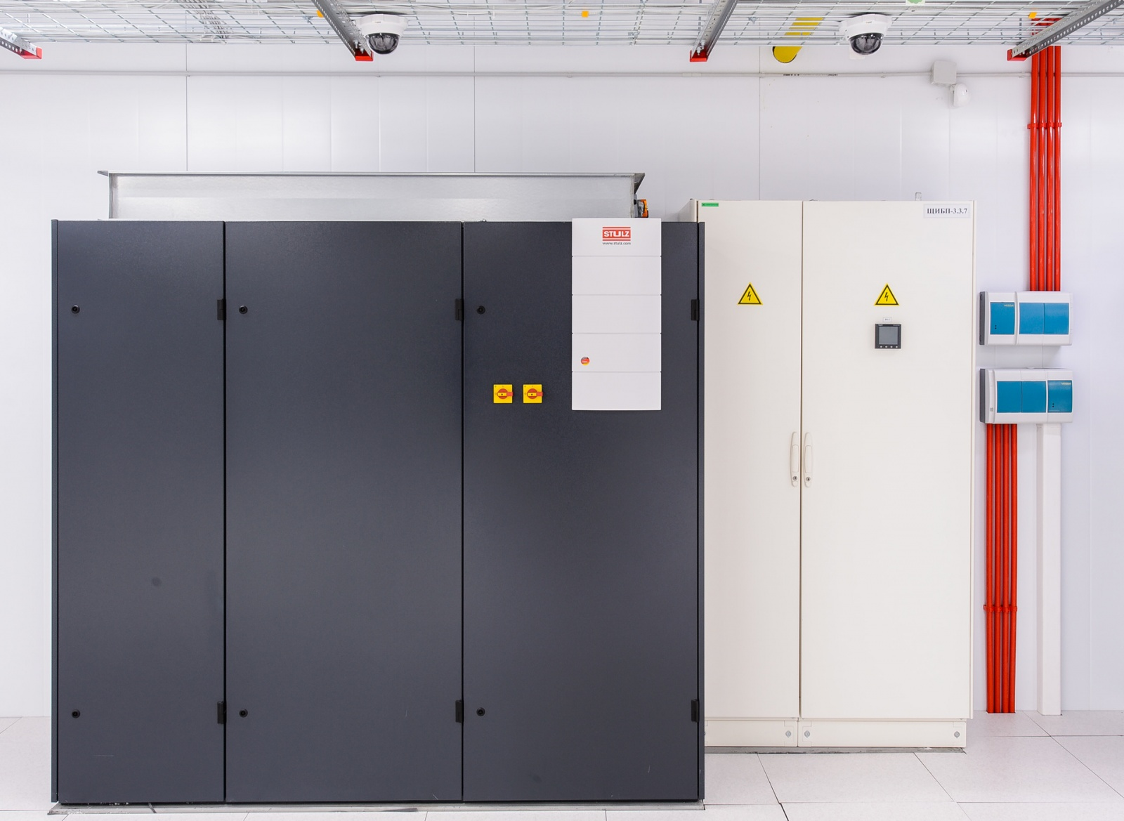Как создавалась система холодоснабжения дата-центра NORD-4 - 7