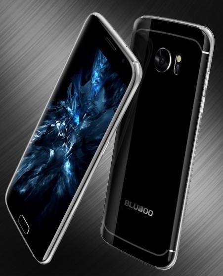 Корпус смартфона Bluboo Edge изготовлен по технологии NMT