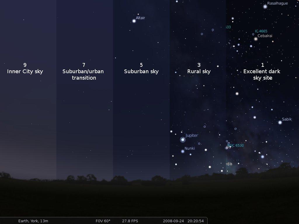 Защитим ночное небо - 4