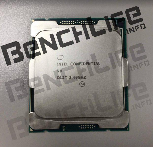 Новые процессоры Intel HEDT выйдут примерно через год