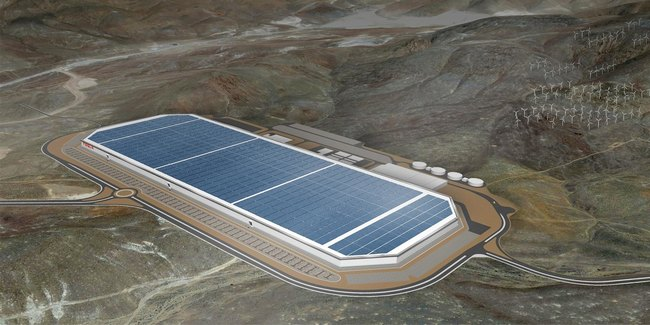Tesla построит Gigafactory 2 в Европе