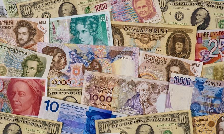 Как делают бумажные деньги - 1