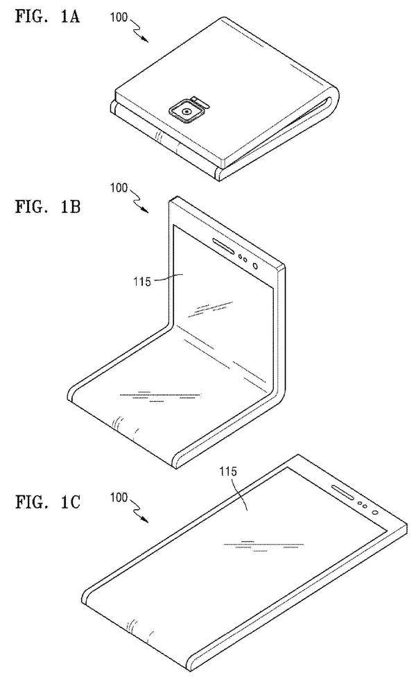 Патентная подкладка смартфона Samsung Galaxy X - 8
