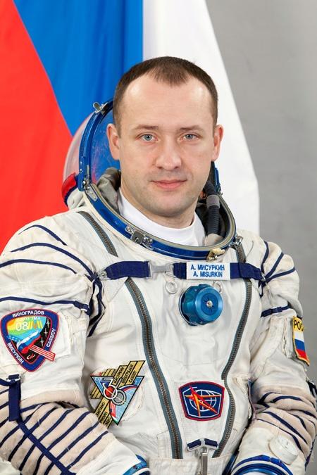 Разговор с космонавтом Александром Мисуркиным - 2