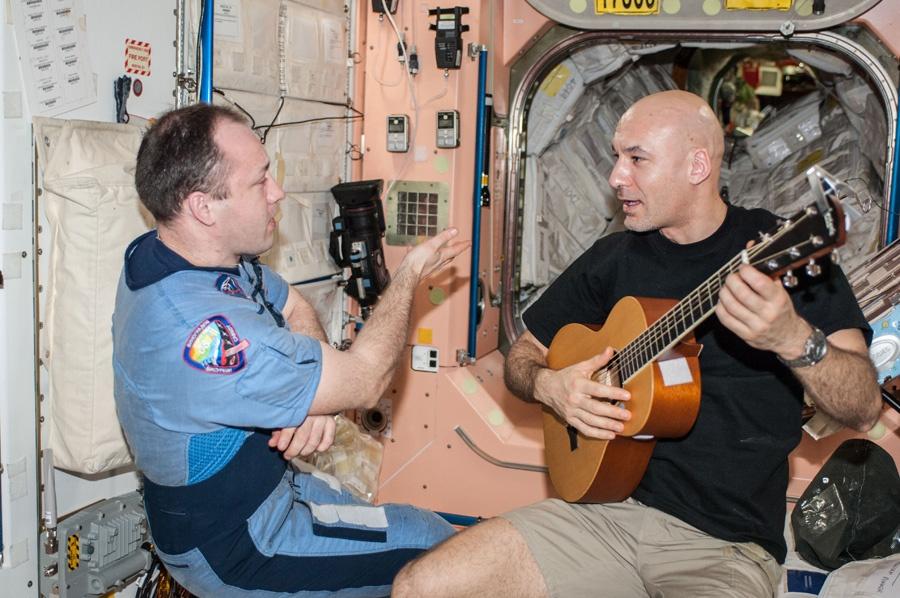 Разговор с космонавтом Александром Мисуркиным - 8