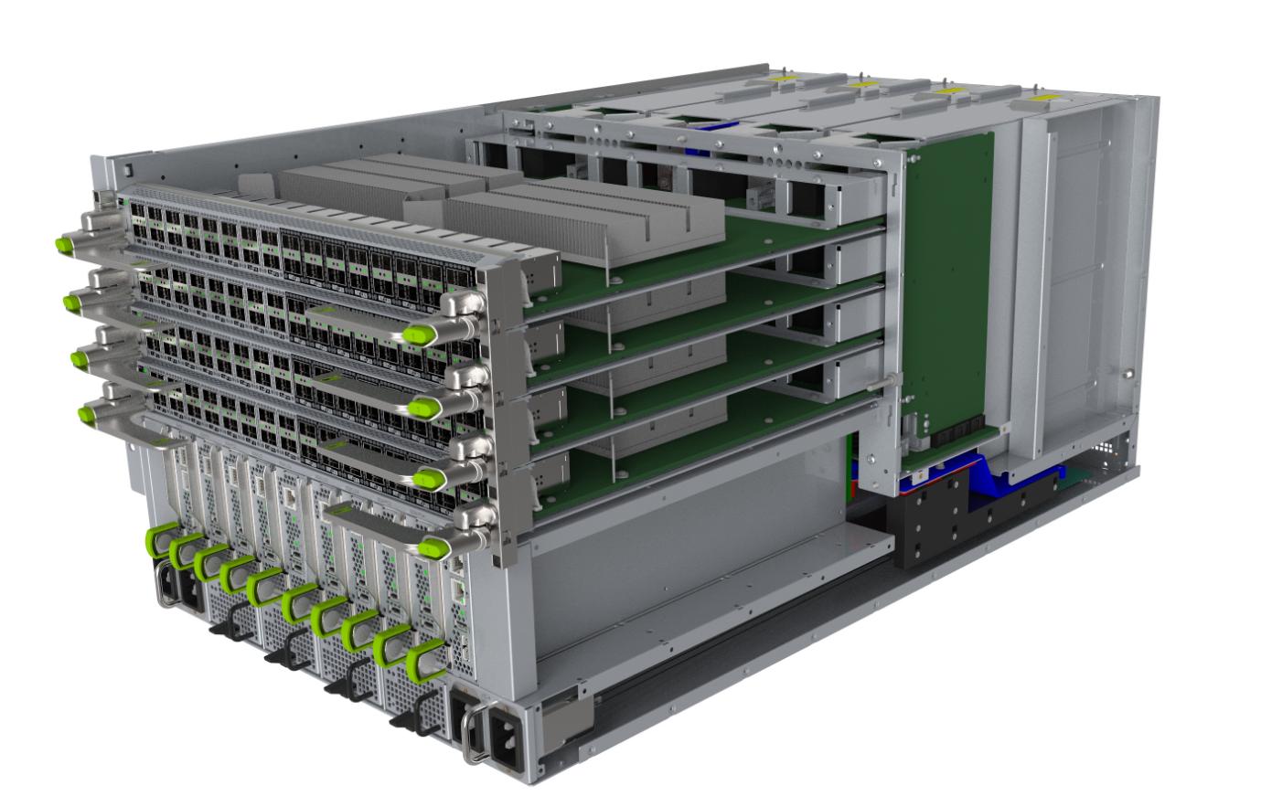 Facebook представила Backpack — второе поколение модульных маршрутизаторов для дата-центров - 1