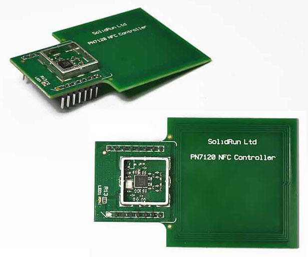 Цена платы SolidRun NFC Click — 12 долларов