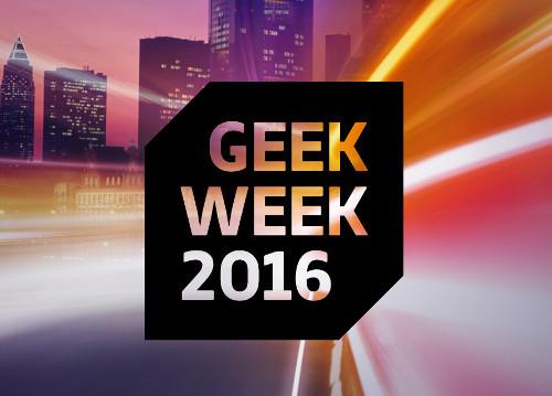 Приглашаем на онлайн-конференцию GeekWeek 2016 - 1