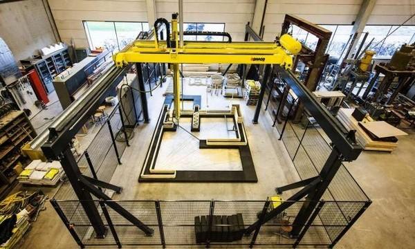 Строительные 3D-принтеры и наш опыт работы с ними - 5