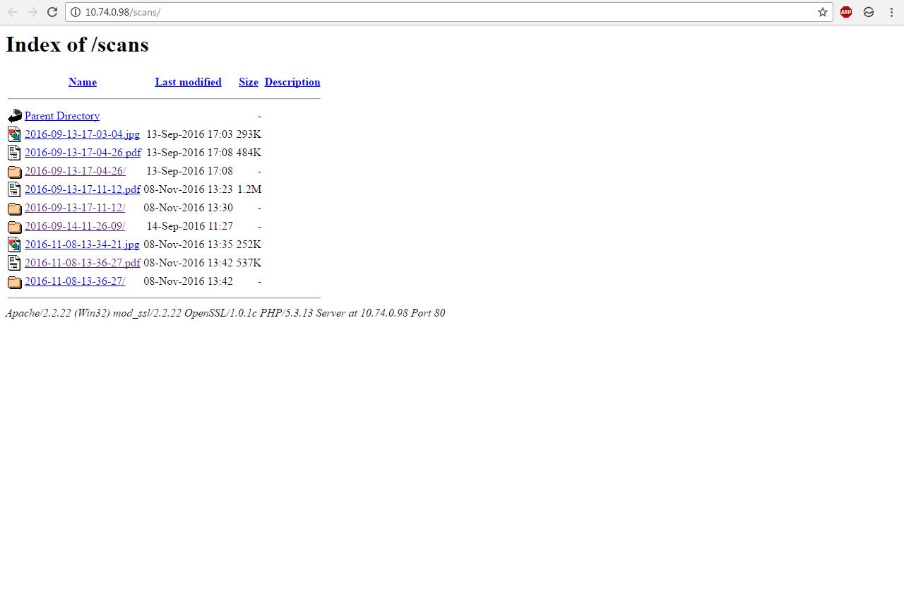 Сканирование на терминальном сервере бесплатно - 9