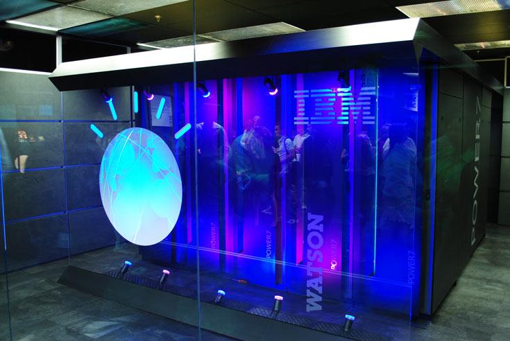 Разработчикам доступны такие сервисы Watson, как Conversation, Language и Visual Recognition