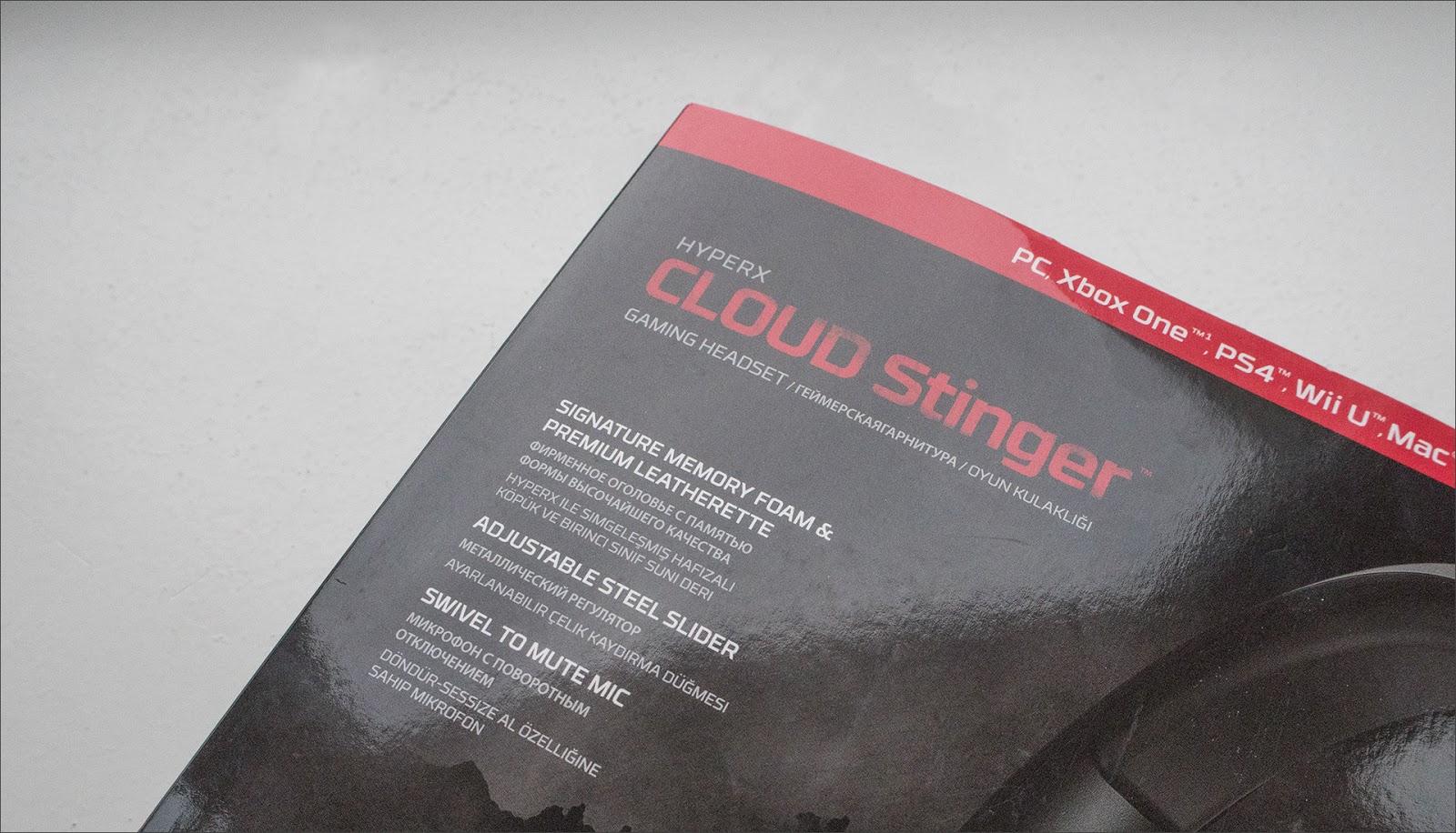 Гарнитура HyperX Cloud Stinger: комфорт и отличная связь за разумные деньги - 1