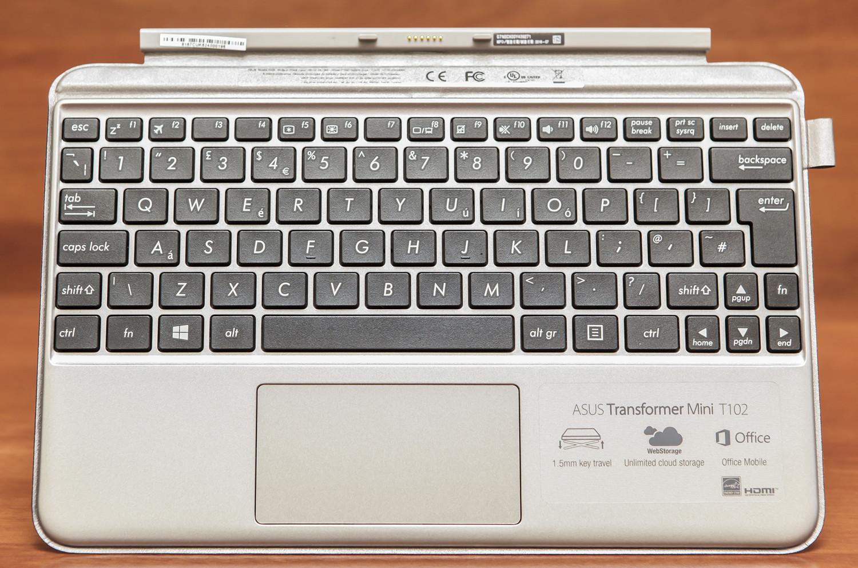 Клавиатура прилагается: обзор трансформера ASUS Transformer Mini - 21
