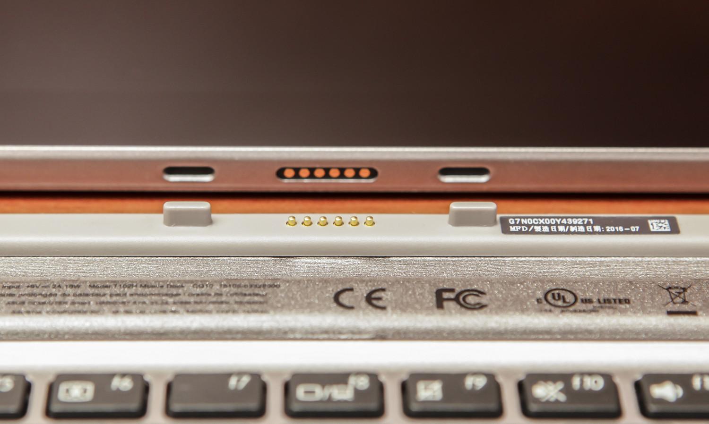 Клавиатура прилагается: обзор трансформера ASUS Transformer Mini - 22