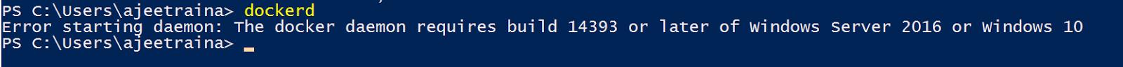 Сравнительный анализ Docker Engine на платформах Windows Server и Linux - 5