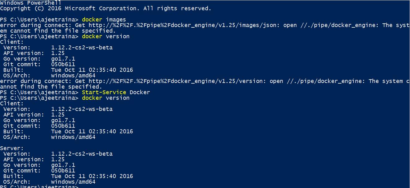 Сравнительный анализ Docker Engine на платформах Windows Server и Linux - 6