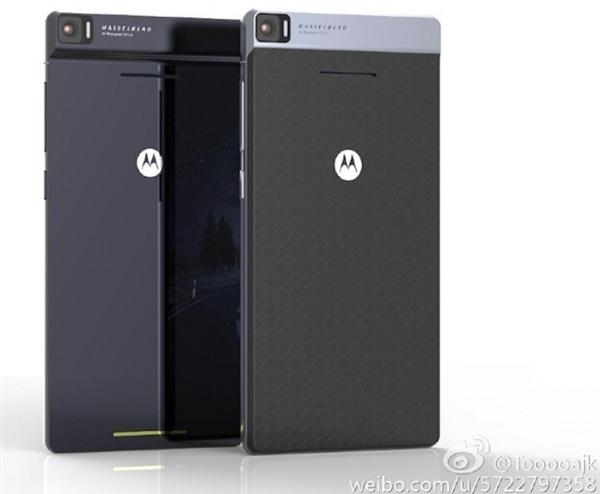Смартфон Motorola Droid Turbo 3 может оказаться похожим на модель Droid Razr