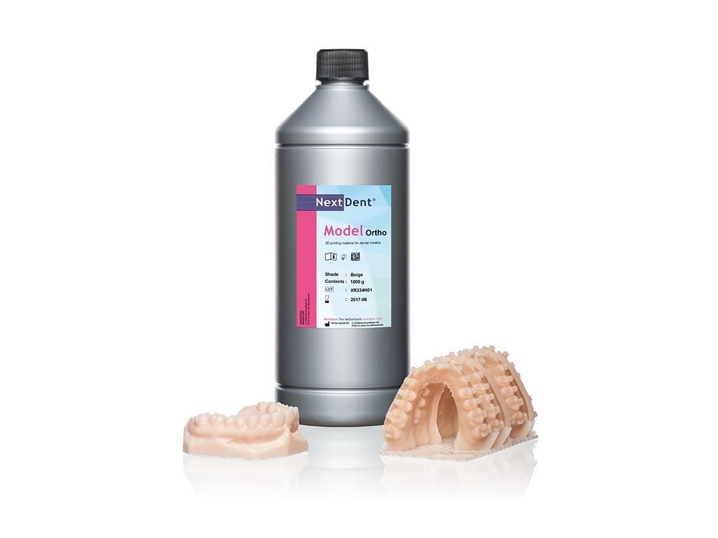 3D-печать в стоматологии на примере NextDent - 20
