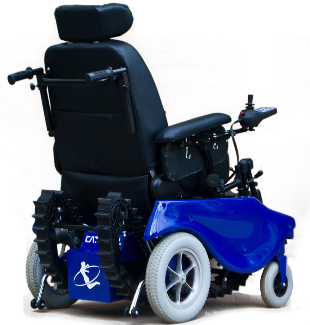 Гонки на инвалидных колясках — фото-видео отчет по Cybathlon 2016 - 14