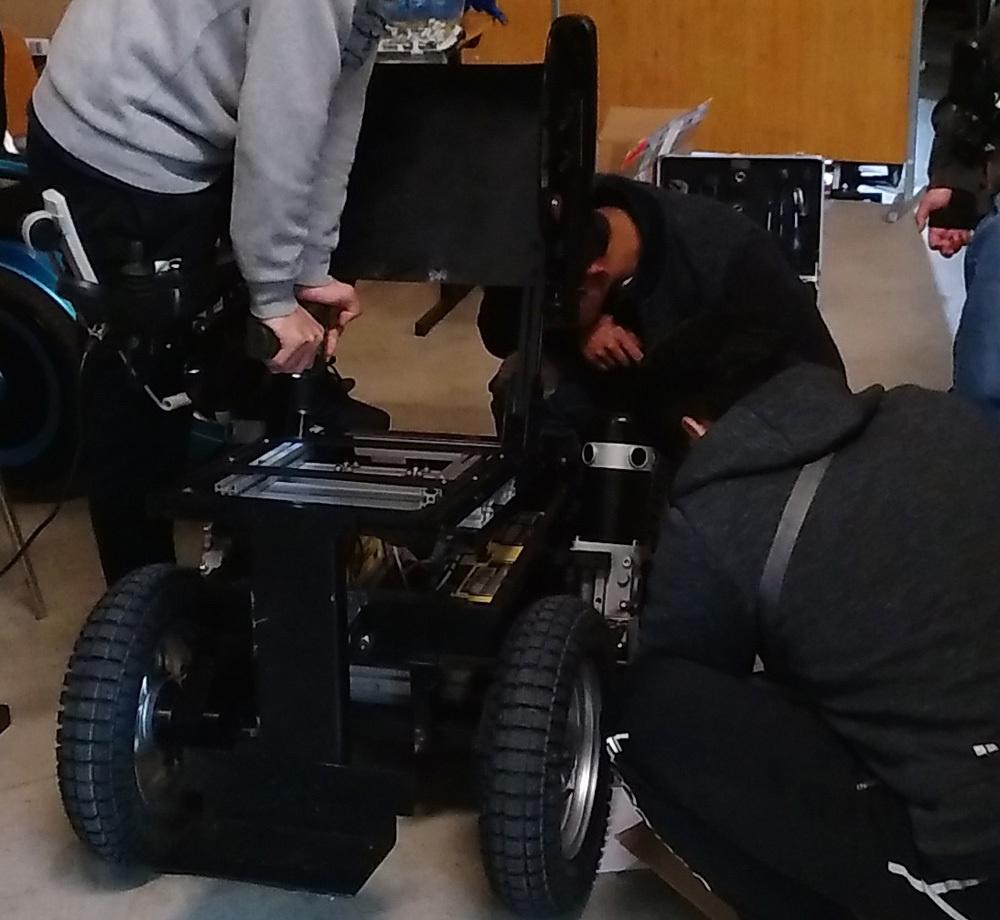 Гонки на инвалидных колясках — фото-видео отчет по Cybathlon 2016 - 17