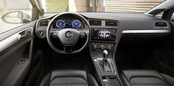 Volkswagen представила новый e-Golf