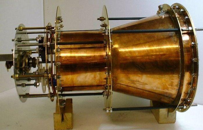 НАСА опубликовало официальную финальную версию своего доклада об испытаниях «невозможного» двигателя EmDrive - 1