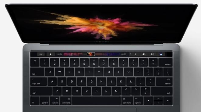 Ноутбуки Apple MacBook Pro неверно указывают установленный GPU